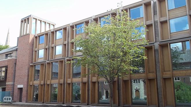 Jesus College Cambridge Neue Holzbau Ag